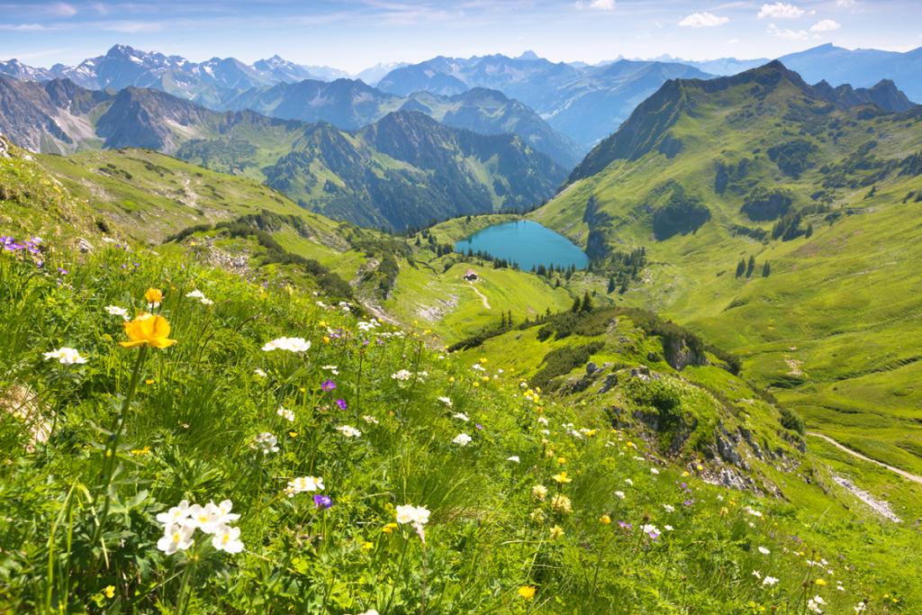 Schönste Täler Südtirols