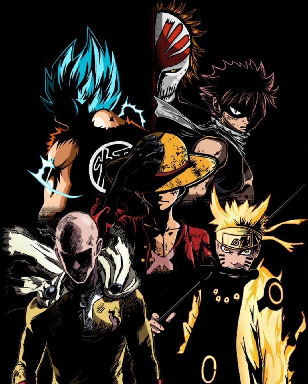 Warriors Manga Anime One Piece Anime Crossover Bleach Anime