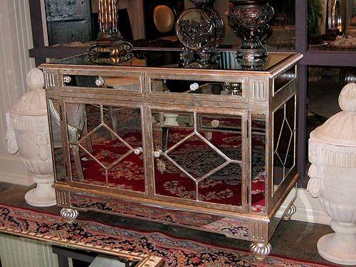 mirrored furniture - - Mirrored Furniture - 21st Century Styles Pinterest Mirror