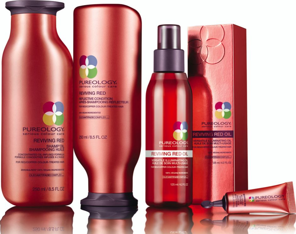 Pureology Reviving Red Shamp Oil 29 From Ulta Red Hair Shampoo Beauty Hacks For Redheads Color Depositing Shampoo