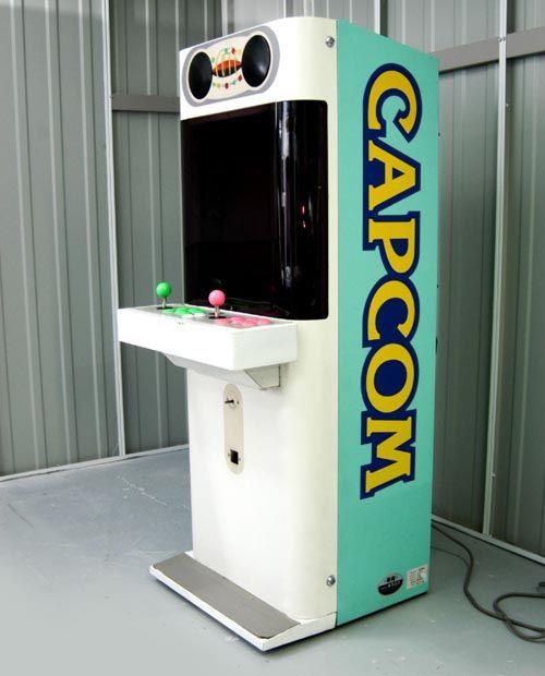 borne arcade capcom