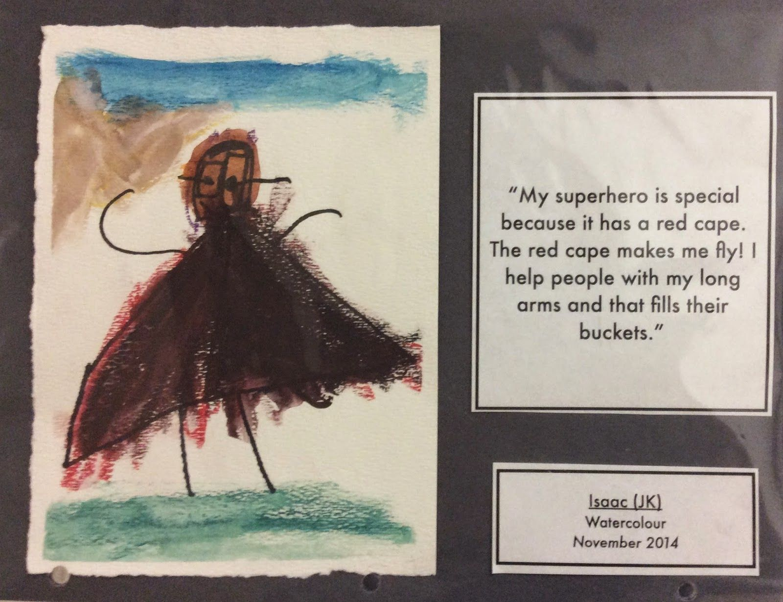 Our Kindergarten Journey What Is A Superhero What Makes