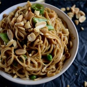 Diferentes formas de cocinar noodles o tallarines chinos