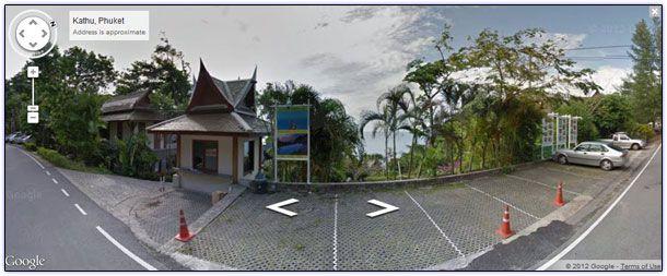 Google Street View Thailand ใช้งานได้แล้ว ลองกันหรือยัง