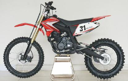 Out Of Stock Kymoto Xz 250cc Dirt Bike With Electric Start Bike