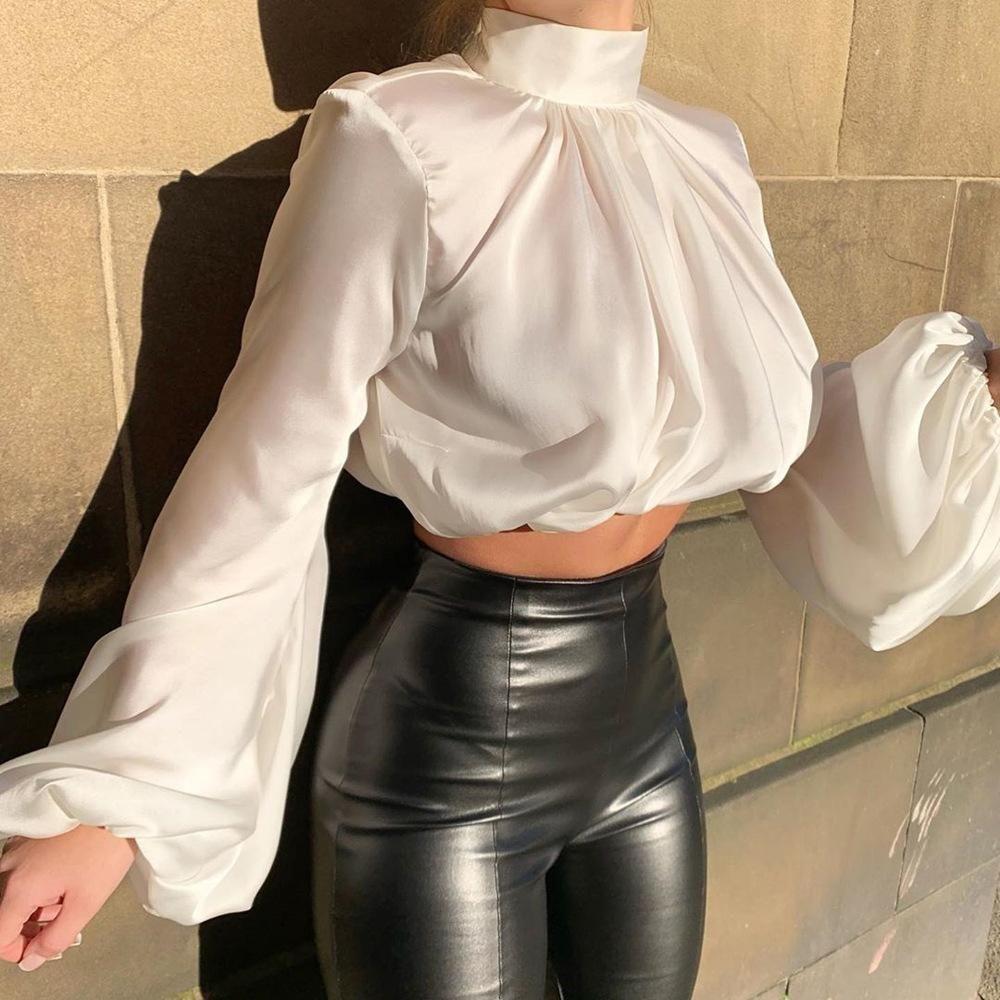 Bishop Sleeve Top