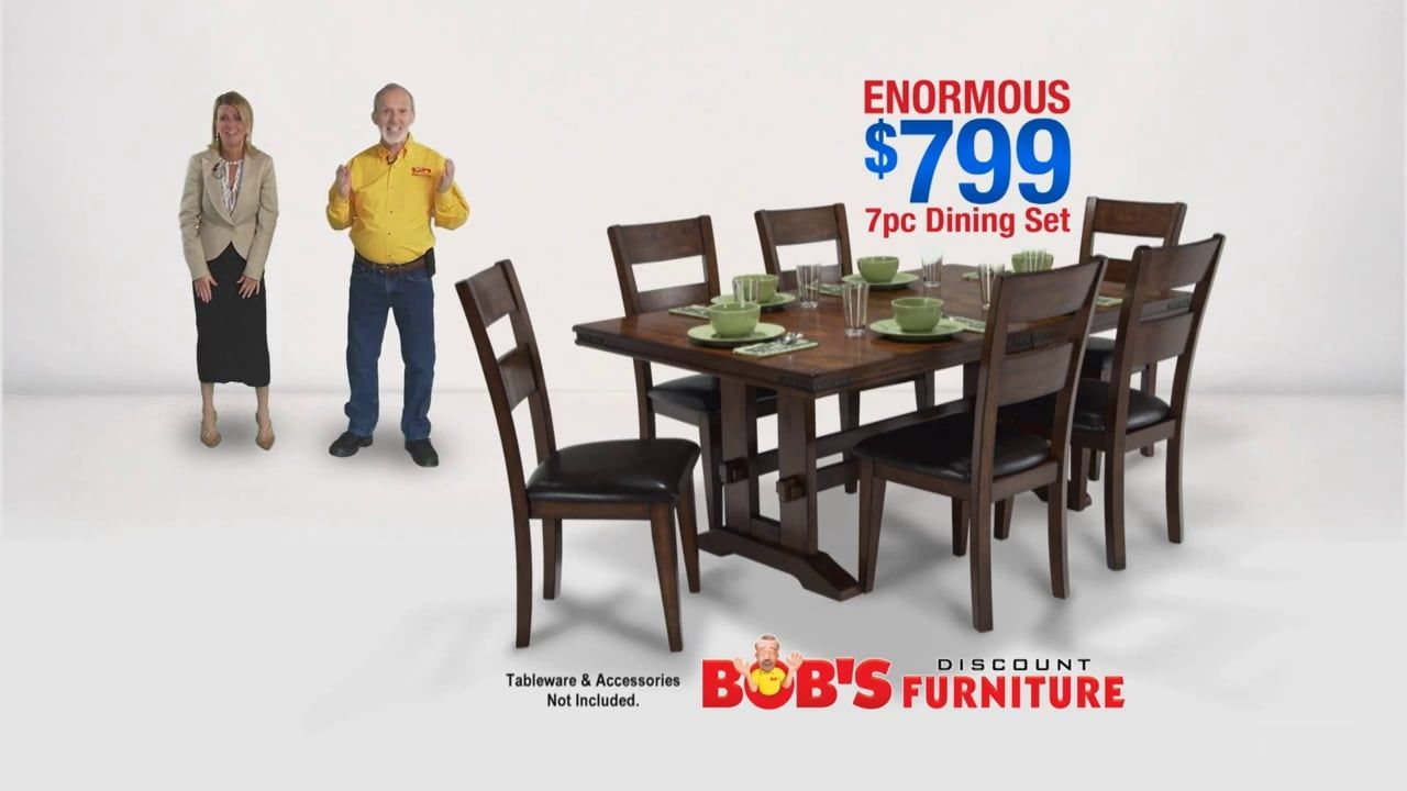 My Bobs Dining Room Chairs