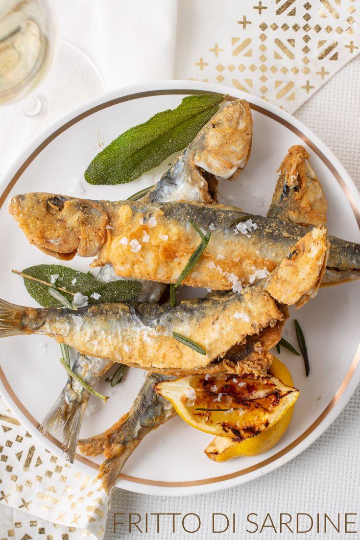 Fritto Di Sardine Recipe Yummy In 2019 Fried