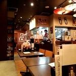 内観写真 : 宇奈とと 新宿センタービル店 - 都庁前/うなぎ [食べログ]