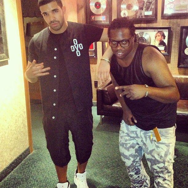 Drake. Aubrey Graham.