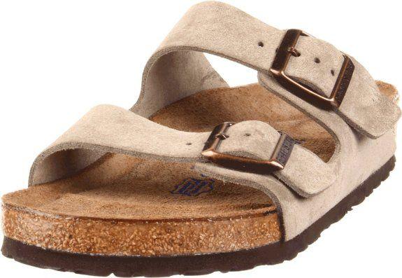 fe2ecf1360 Amazon.com  Birkenstock Unisex Arizona Soft Footbed Sandal