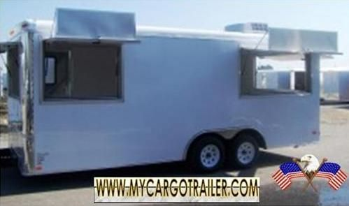 Used Concession Trailer 4 For Sale On Craigslist Trailer Ideas