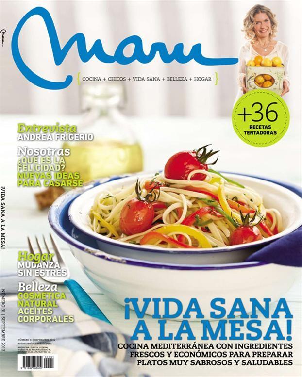 Número 31 - Septiembre 2012 - revistamaru.com