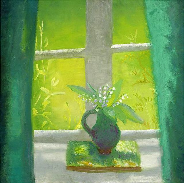 Winifred Nicholson: Lily of the Valley