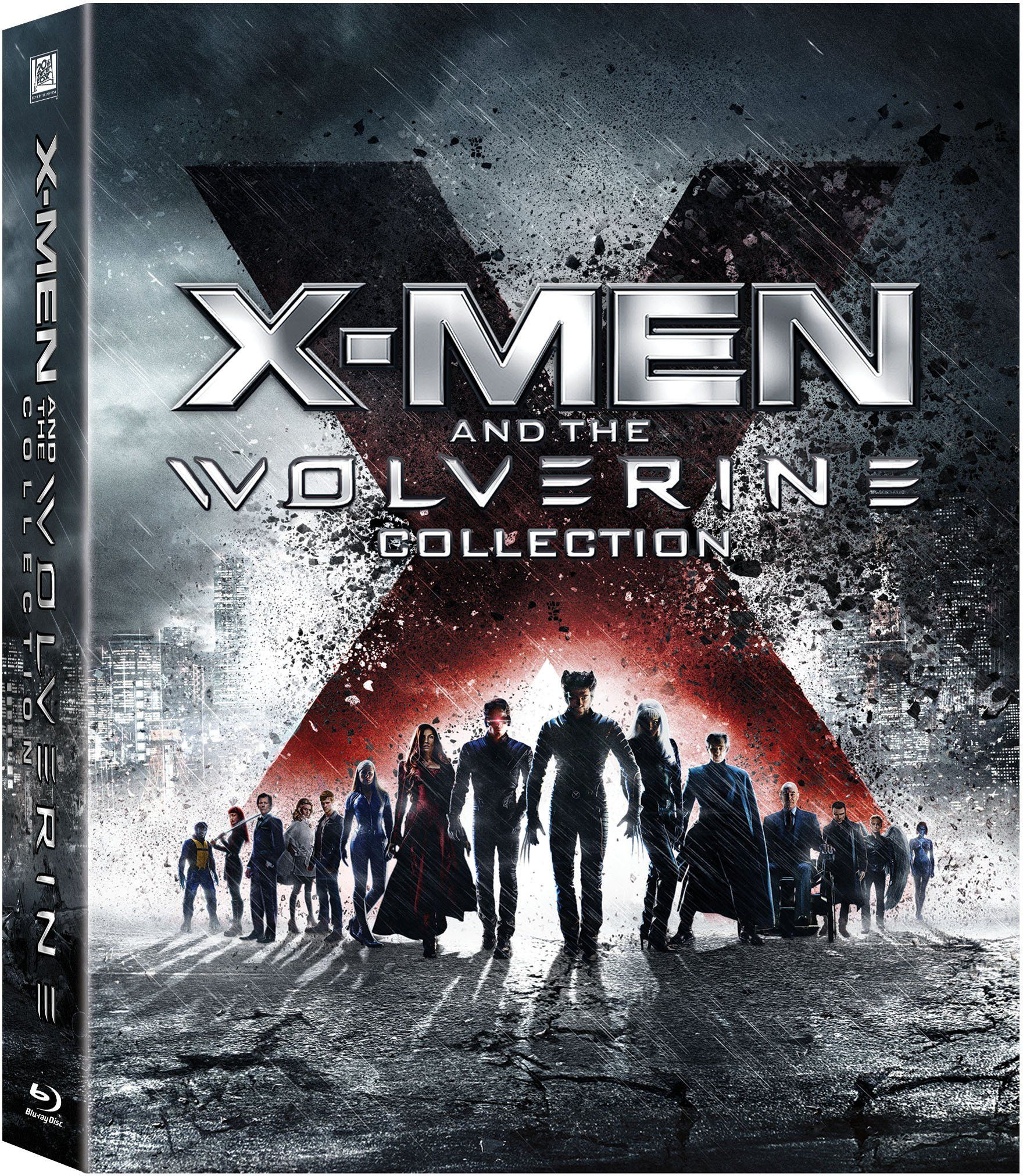 X Men And The Wolverine Collection X Men X2 X Men United X Men The Last Stand X Men Origins Wolverine X Men First Class The X Men Wolverine Wolverine Film
