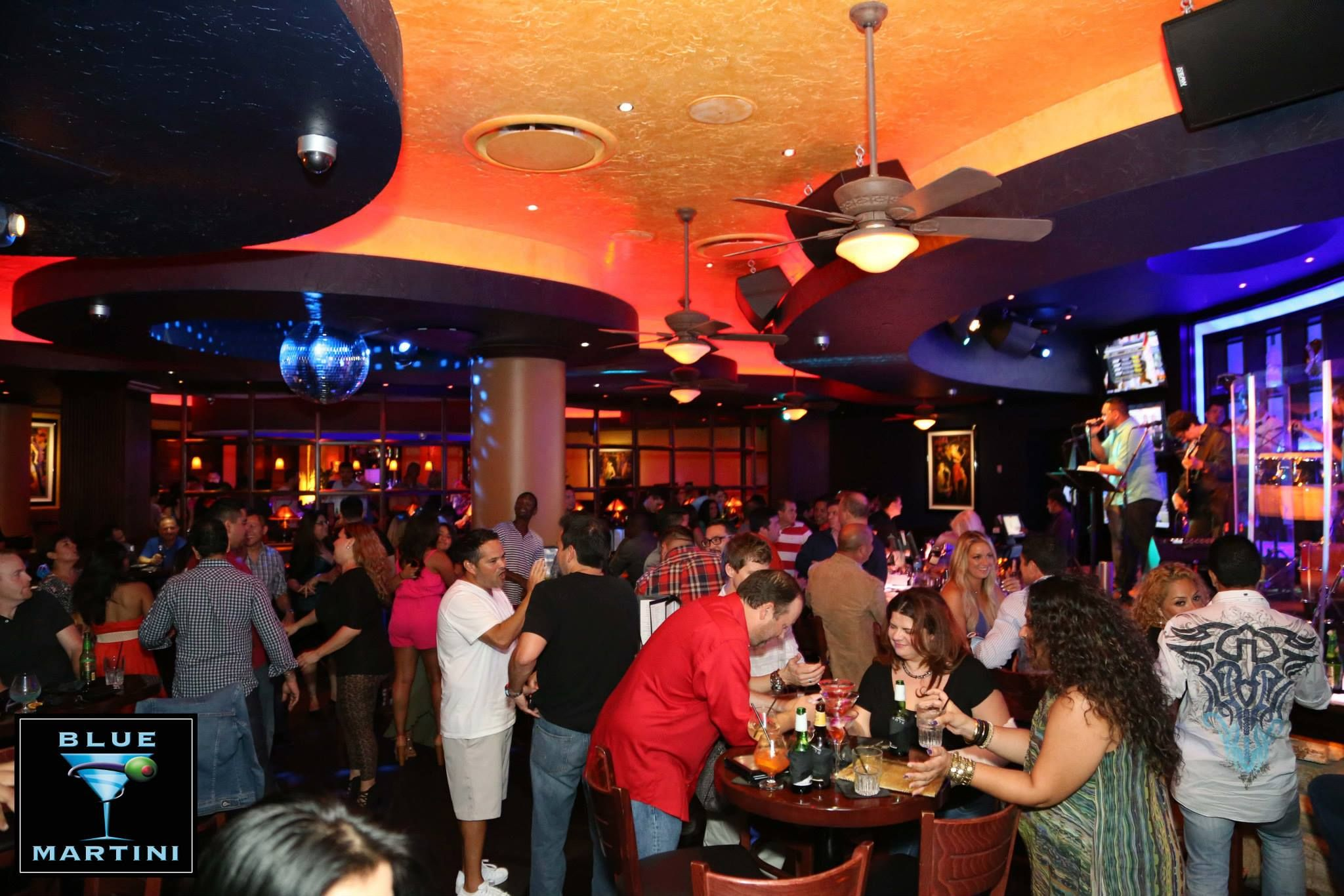 Blue Martini International Night Thursdays Blue Martini Nightlife Club Plano