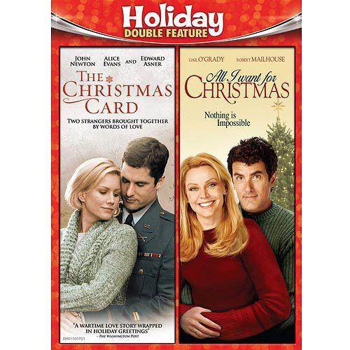 The Christmas Card All I Want For Christmas The Christmas Card Once In A While A Movie Comes Along Christmas Cards Christmas Dvd The Christmas Card Movie