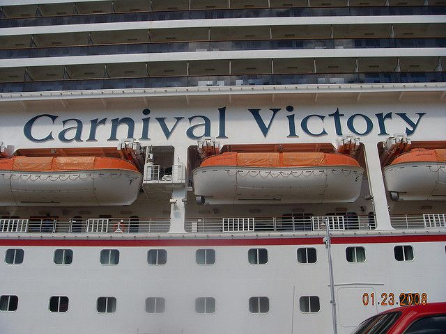 #Another Carnival Victory shot #carnvialcruise #cruiseship