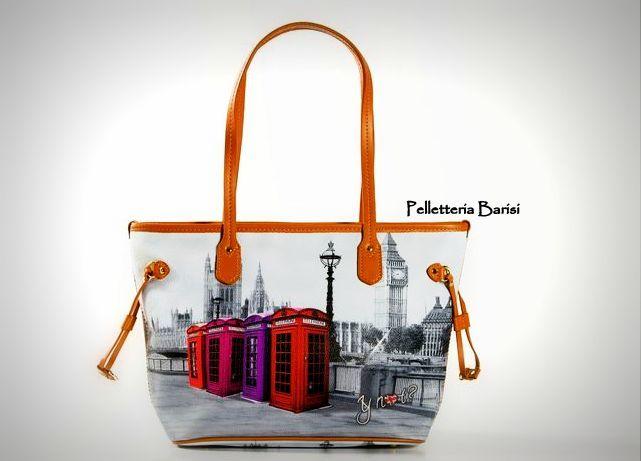 #ShoppingBag #Londra #YNOT