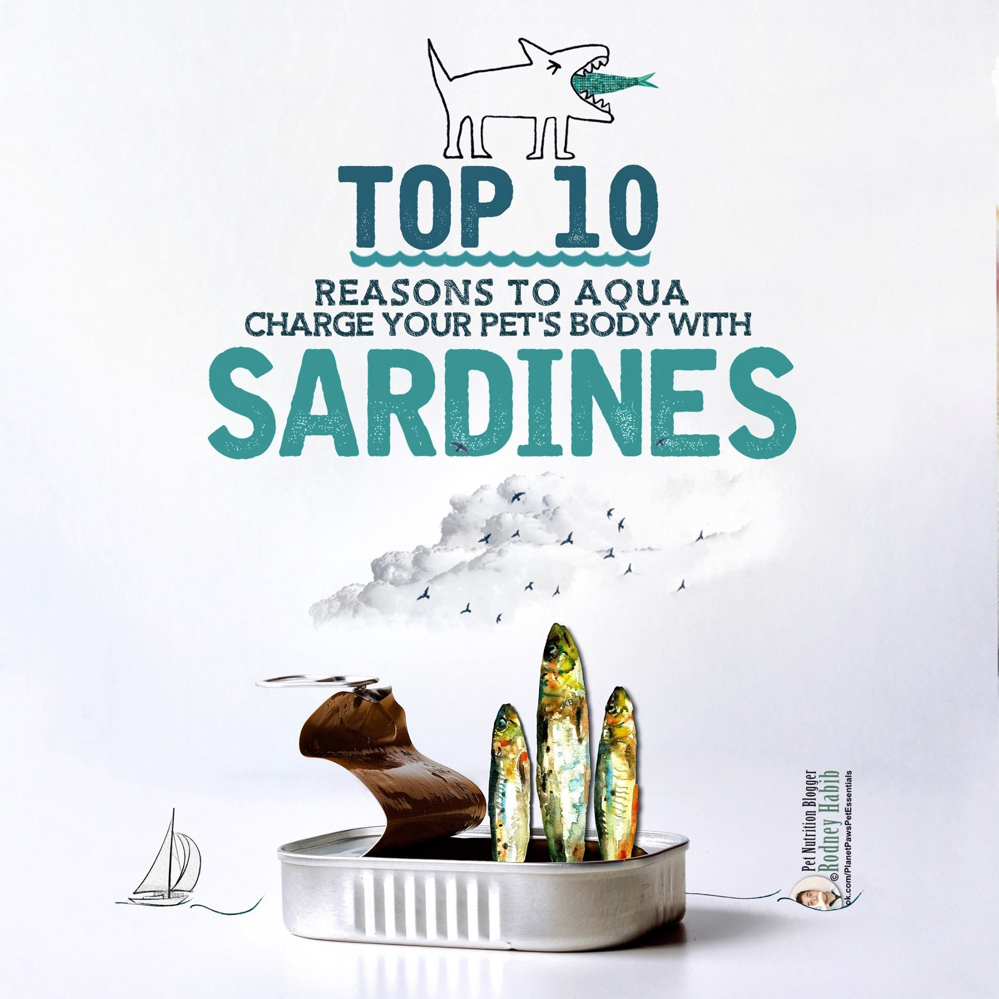 "WANT TO KNOW WHY THE LOWCOST, NUTRIENTPACKED ""SARDINE"
