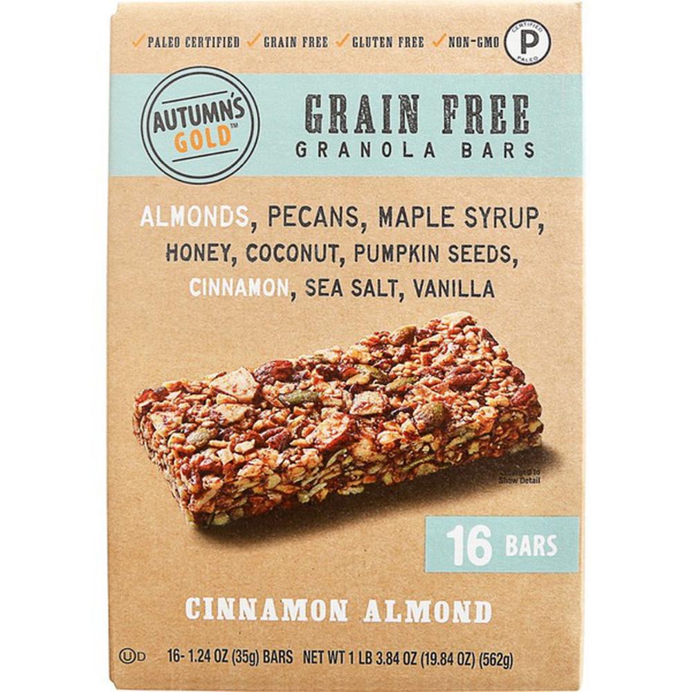 Autumn S Gold Grain Free Granola Bars Grain Free Granola Bars Grain Free Granola Fresh Groceries