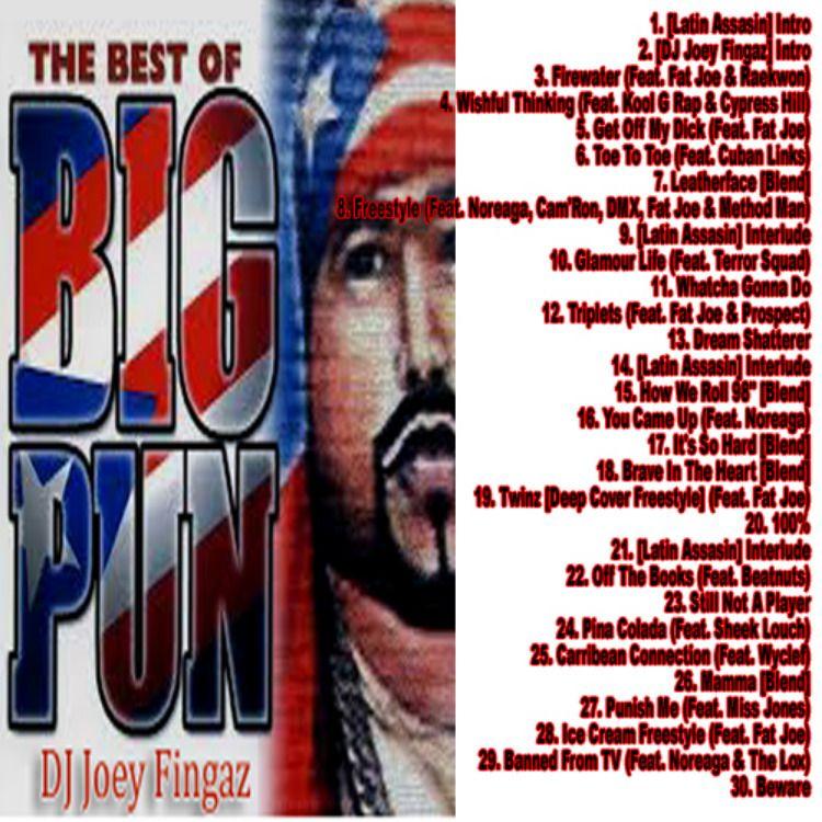 Best of BIG PUN Tribute Hip Hop MP3 Download | #PressureMP3