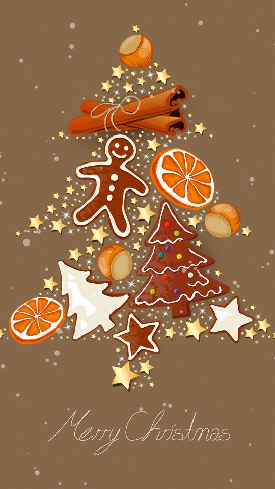 creative christmas wallpaper