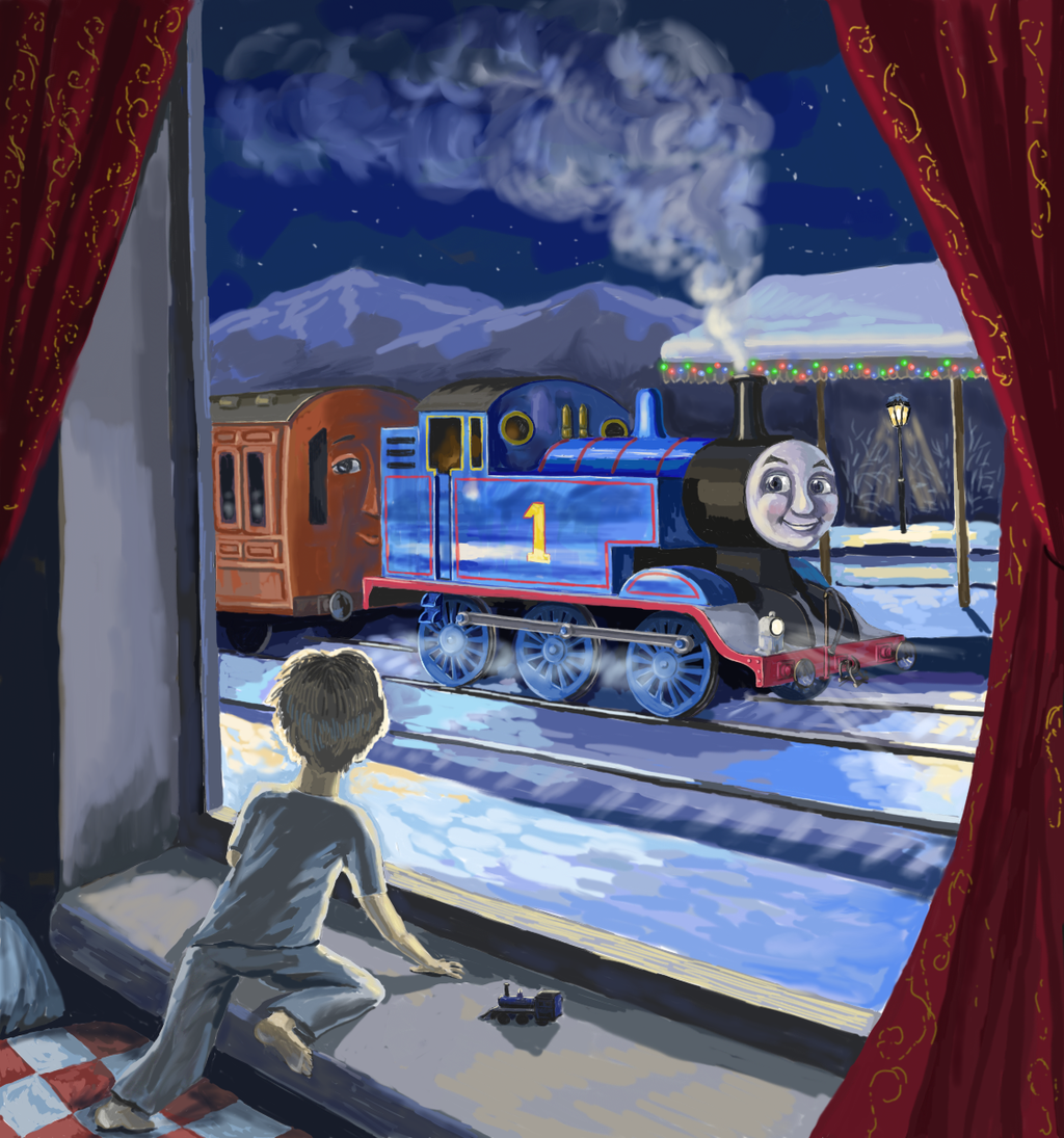 The Curiosity By Ladyengineer Thomas The Tank Engine Thomas And Friends Thomas The Tank
