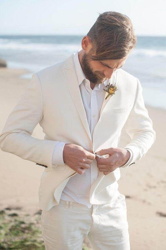 33 Groom Suits for Wedding Perfection | Wedding tuxedo styles ...
