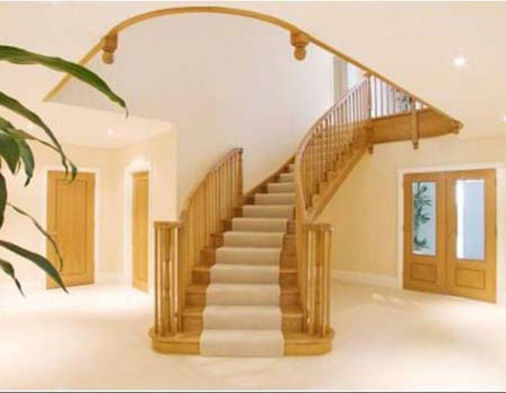 Carpet Runners For Curved Stairs