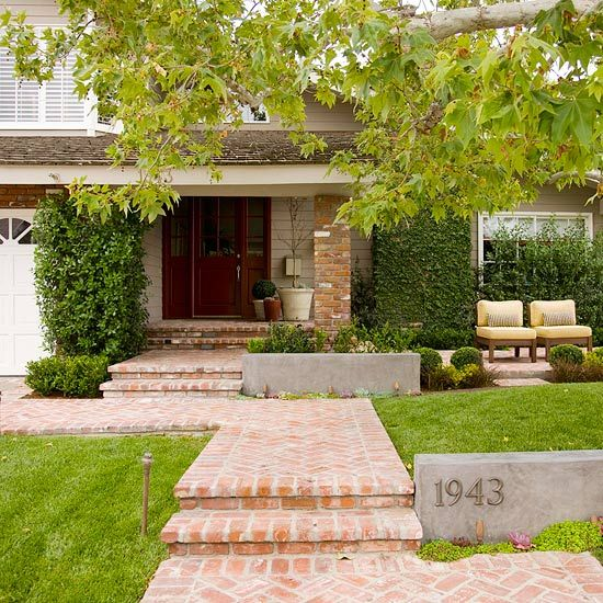 What First Impression Does Your Front Door And Walkway: Window Design Ideas: Entry Windows