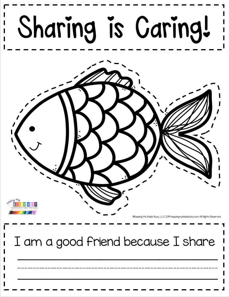 Predownload: All About Friendship Free Activities Keeping My Kiddo Busy Social Skills For Kids Friendship Activities Kindergarten Activities [ 1028 x 794 Pixel ]