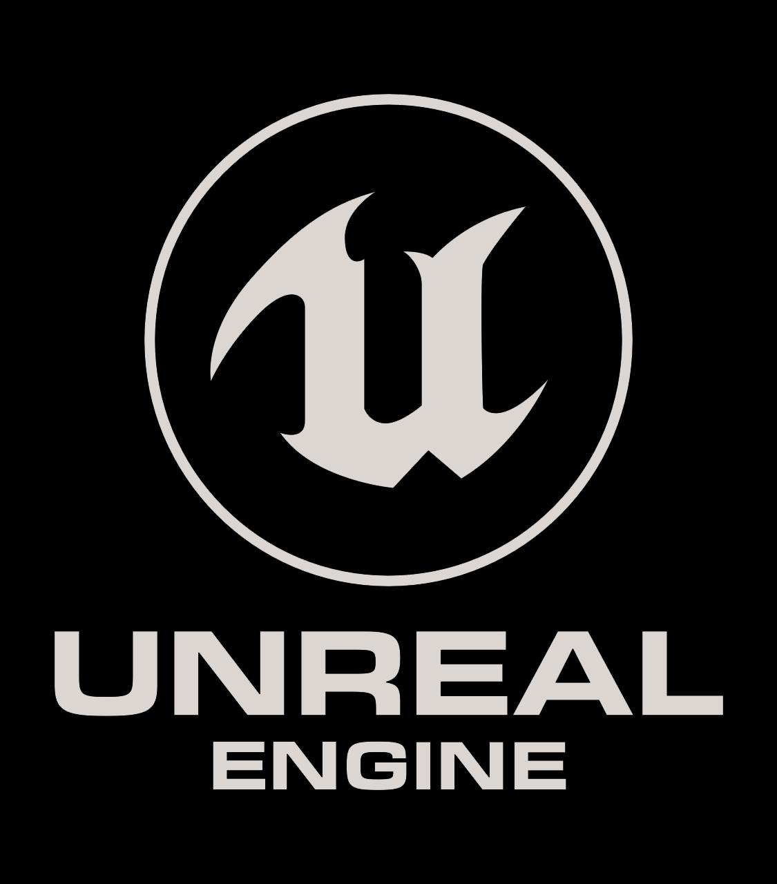 Unreal Engine Unreal Engine Engineering Logo Design