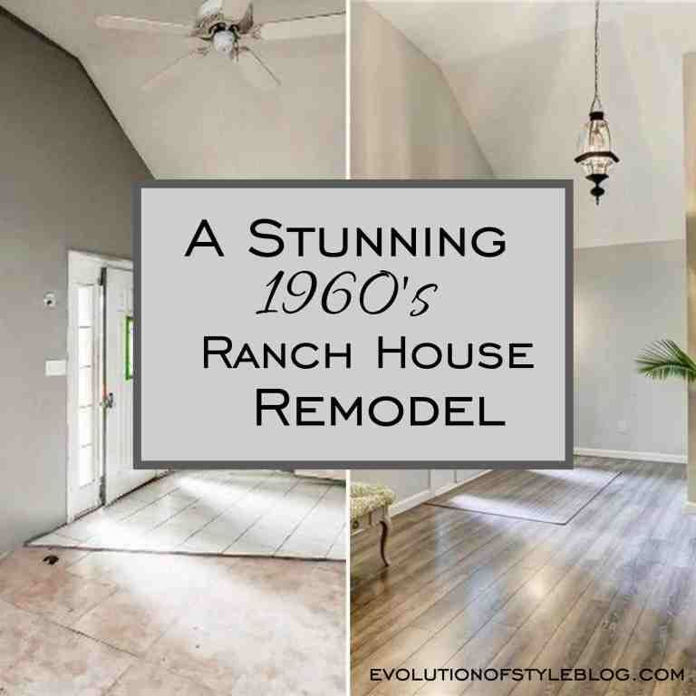 A Stunning 1960s Ranch House Remodel Ranch House Remodel Raised Ranch Remodel Ranch House