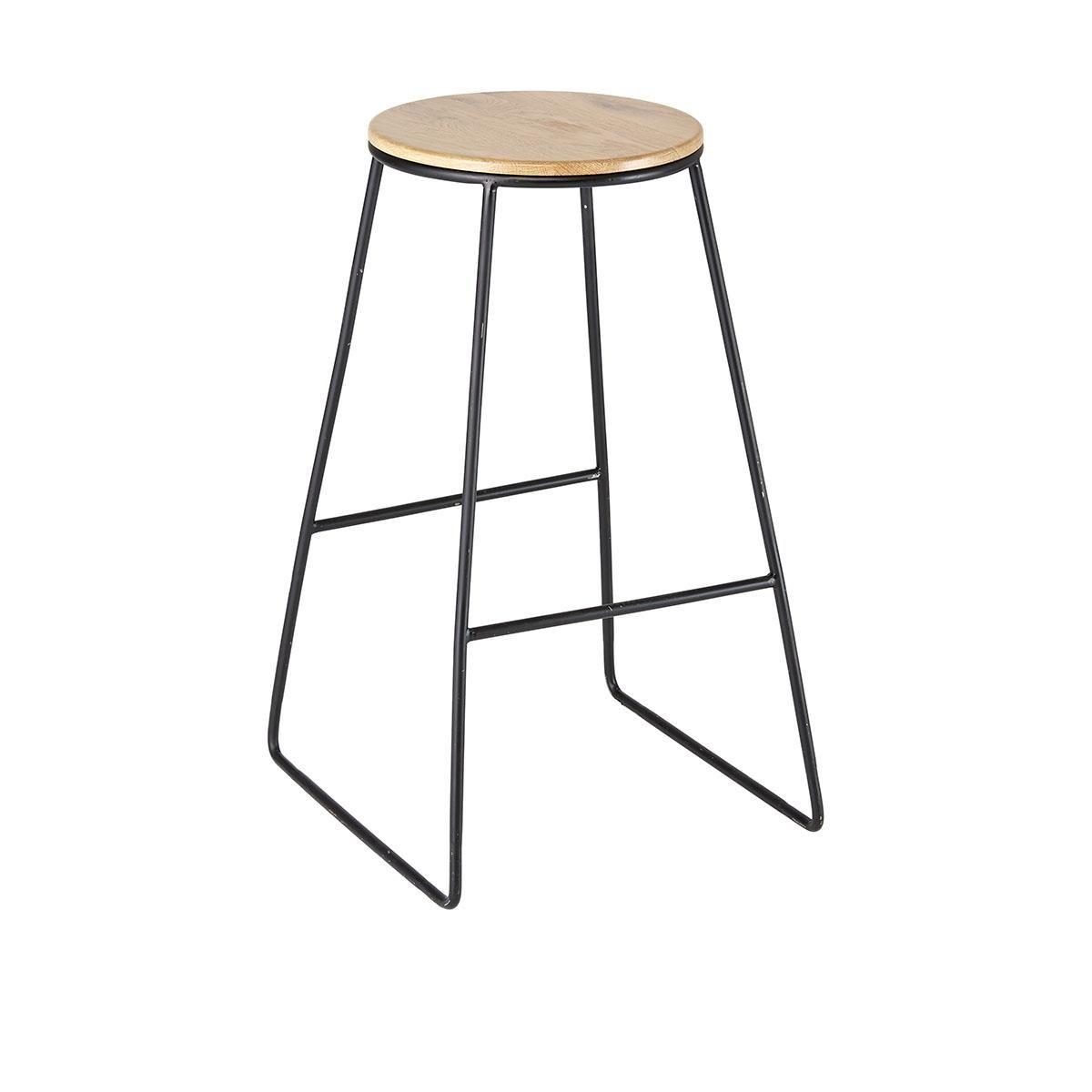 Industrial Stool Homemaker  Industrial stool, Industrial bar
