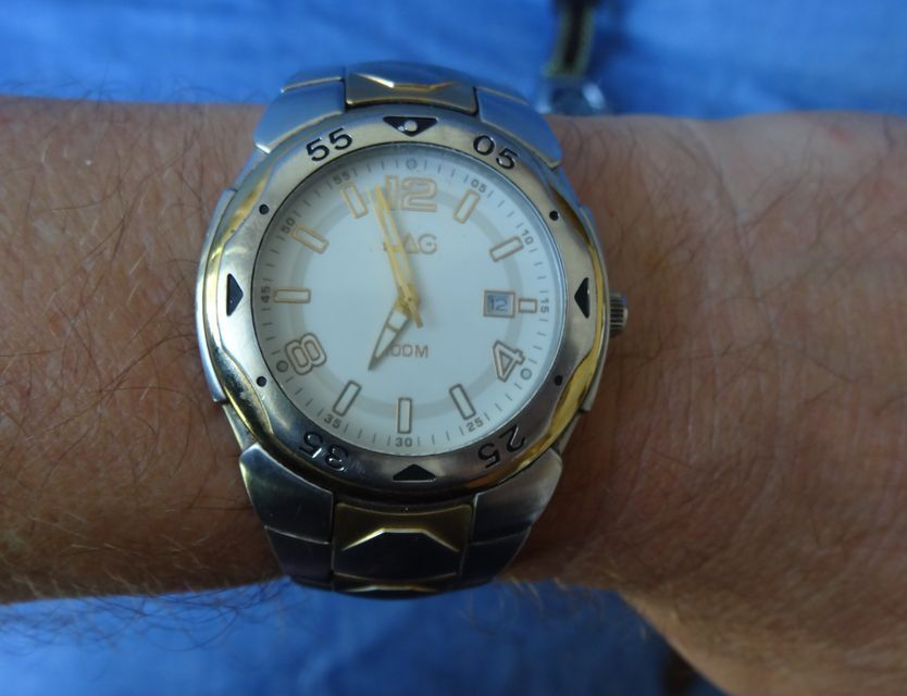 JAG Mens Watch, Ref  J738A | Vintage Watches | Watches for
