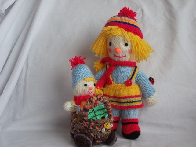 Scarecrow and baby £5.00