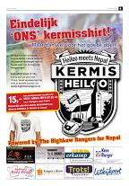Uitkijkpost #kermis #heiloo