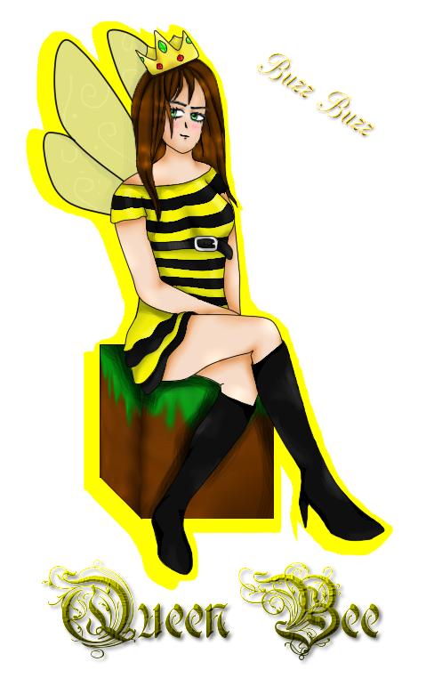 queen bee deviantart - Buscar con Google