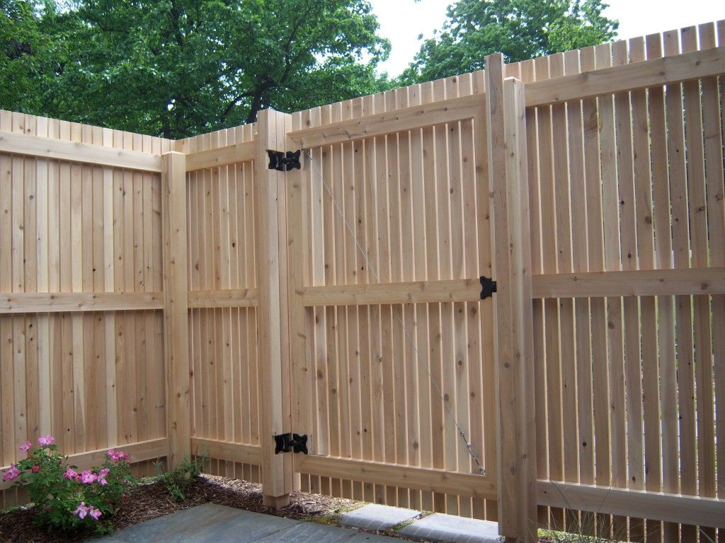 Diy Rolling Fence Gate Rolling Barn Door Gate Fencing Outside Google Search Fences