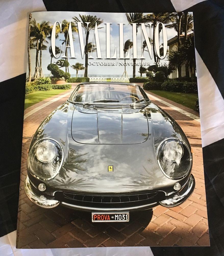 71  Oct No 1992 Cavallino Ferrari Magazine // Nov