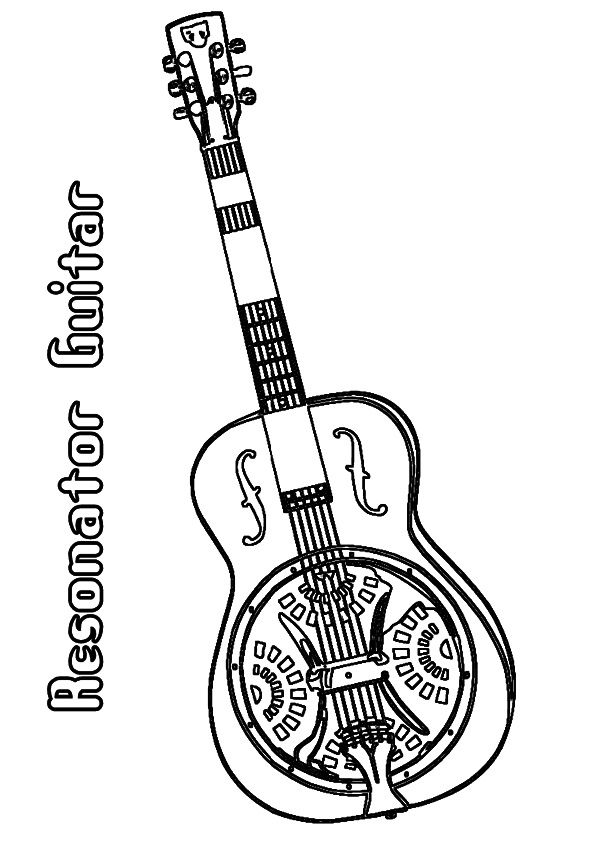 Print Coloring Image Momjunction Coloring Pages Color Music Coloring