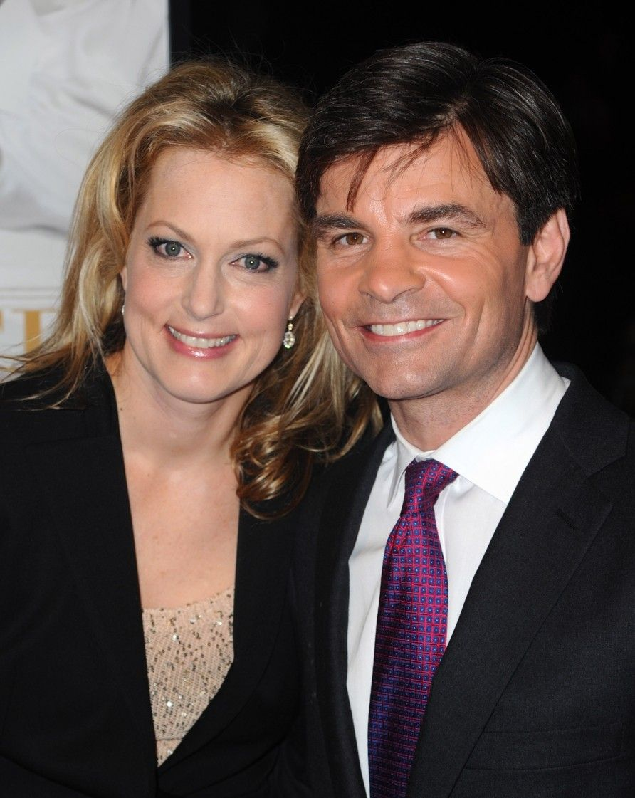 George stephanopoulos sex life with wife