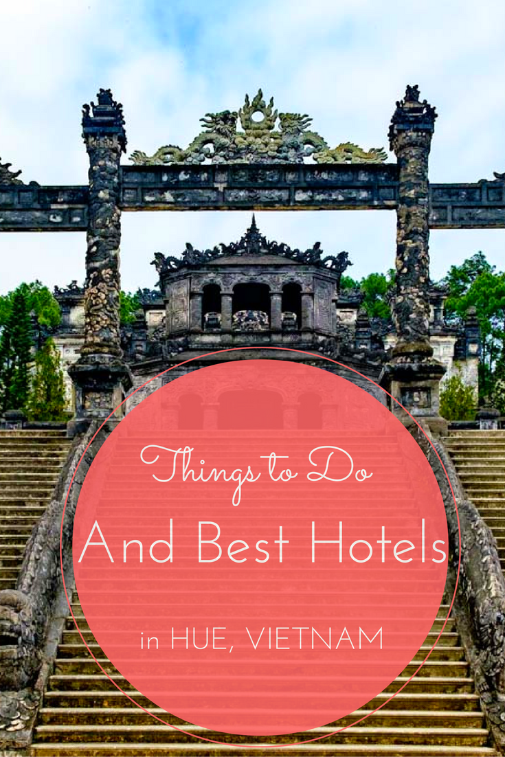 When it comes to creating a travel itinerary for Vietnam, Hue city is often left out. Read about the things to do and best hotels in Hue to get inspired!