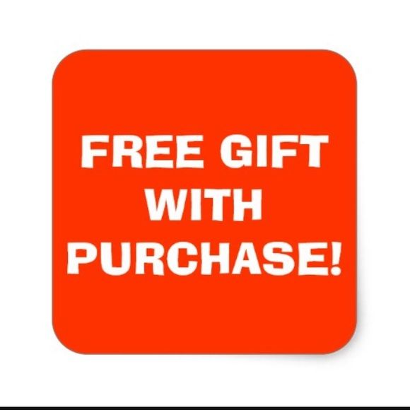 This week only With every purchase you will receive a gift Other