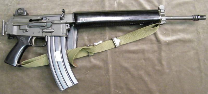 Armalite, Inc  AR-18 ARMALITE AR-180 JAPAN, FOLDING STOCK Item