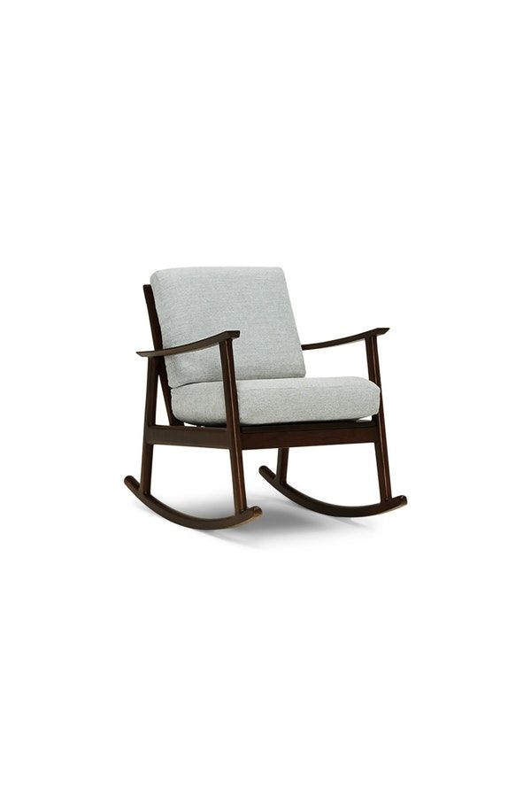 Paley Rocking Chair In 2020 Rocking Chair Vintage Industrial Furniture Spanish Style Decor