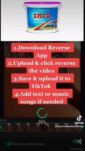 How To Reverse My Videos In 2021 How To Remove Songs Reverse