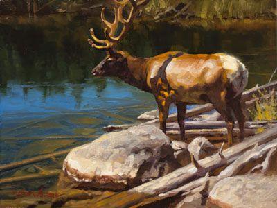 scott powers artist   Galleries-Fine Western Art Gallery: Landscape Art, Southwestern Art ...