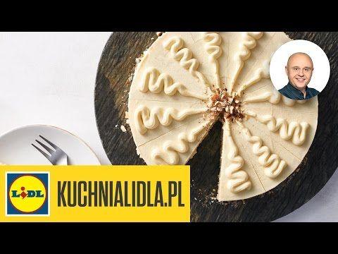 """Tort migdałowy """"Mandorla"""" (bezglutenowy) - Paweł Małecki - Przepisy Kuchni Lidla - YouTube"""